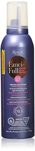 Roux Fanci-Full Mousse, 23 Frivolous Fawn, 6 Fluid Ounce