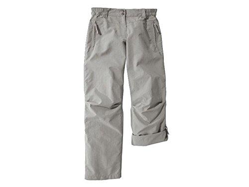 Crivit® Outdoor Wanderhose Trekkinghose Hose Grau 38
