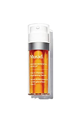 Murad Environmental Shield VITA-C Glycolic Brightening Serum - Skin Brightening Serum for Face 30 ml 15269