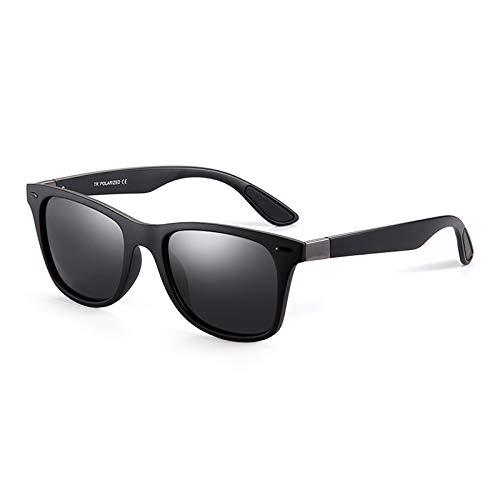 Buho Eyewear - lentes de sol Polarizados - modelo Naxos (All Black)