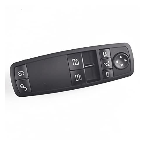 Hermoso El interruptor maestro de la ventana eléctrica de la ventana eléctrica se adapta a Mercedes Benz W169 A160 A180 W245 B200 A1698206510