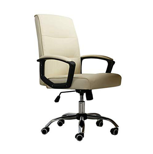 JIEER-C Ergonomic Chair sillas de Escritorio Silla de Oficina ergonómica con Respaldo Alto Silla de Oficina ergonómica con reposabrazos Ajustable Silla de Oficina giratoria de 360º para Comp