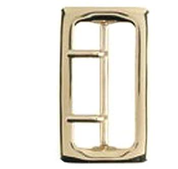 Gould & Goodrich 125-Br Sam Browne Buckle Place On 2-1/4-Inch Belt  Brass