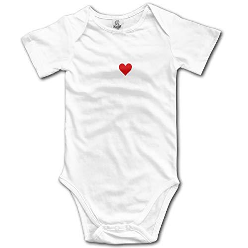 U are Friends Jugement du Nouveau-né GILR Garçons Enfants Bébé Barboteuse Combi-Pantalon Infant Toddler pour bébé(6M,Blanc)