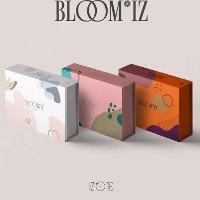 [ ポスター丸めて発送 ] IZ*ONE 1ST ALBUM - BLOOM*IZ / アイズワン 1集 アルバム [ 3バージョンセット ]◆KOKOKOREA限定おまけ付き◆