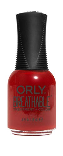 ORLY Breathable Lacquer - Treatment+Color - State of Mind Collection - Ride Or Die - 0.6oz / 18ml