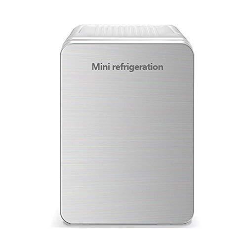 OMLTER Tabletop Mini Freezer & Thermoelectric Food & Beverage Cooler, Portable Electric Cooler/Car Auto Fridge Freezer