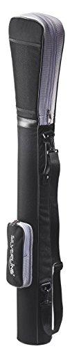 Sac de golf–Pencil Bag–Rang ebag–reisebag...... couleur: noir/argent