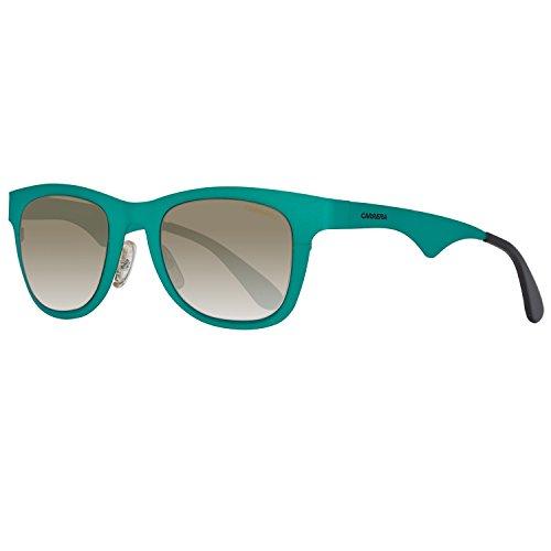 Carrera 6000/MT 3U O8H Gafas de sol, Turquesa (Turquoise/Khaki Mirror Blue), 49 Unisex Adulto