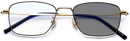 Gafas de lectura Las lentes progresivas multifocales ordenador vidrios de lectura, Fotocromáticas Super Light Memoria de titanio gafas de lectura mujeres de los hombres de moda de lectura de las lente