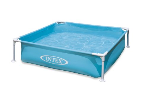 Intex Mini Frame Pool, Blue