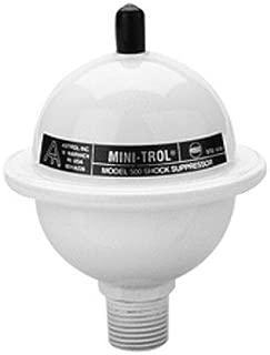 "Amtrol Mini-Trol 500 1/2"" NPT Water Hammer Arrestor Shock Suppressor"