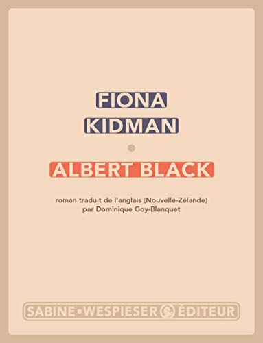 Albert Black (Litterature) (French Edition)