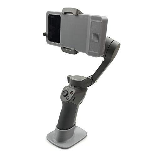 ILS Kamerahalterung für GoPro Hero 5 6 7 schwarz für Stabilisator DJI OSMO Mobile 3 Gimbal