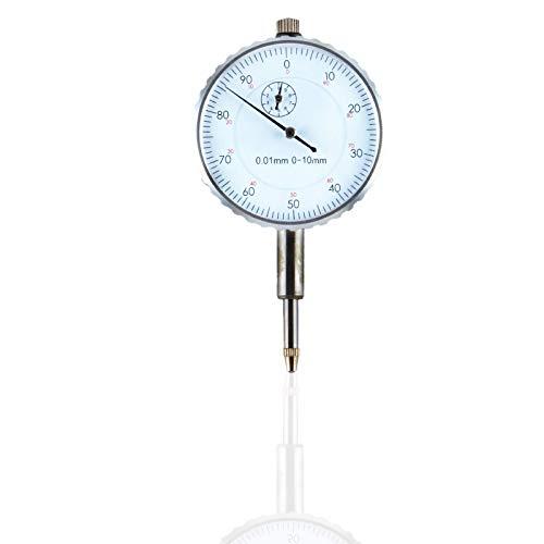 Messuhr 0-10MM Außenmaß 0.01mm Genaue Uhr
