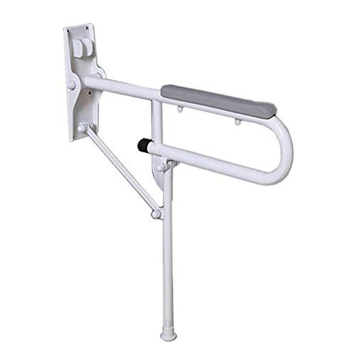 Mjb Badewanne-Stützschiene, Edelstahl-U-förmiger Faltender Handlauf Für Die Älteren Behindertengerechten Zugang Badezimmer-Toiletten-Duschhandlauf (Color : Parent)