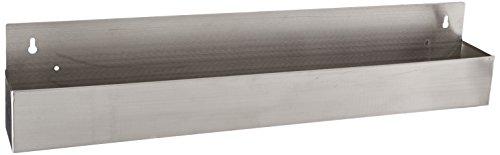 Winco SPR-32S Single Speed Rail, 32-Inch, Stainless Steel
