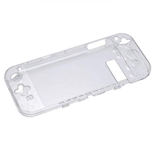 Bigben 250018 Harde Beschermhoes, Transparant (Nintendo Switch)