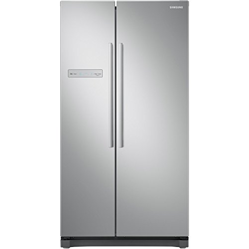 Samsung RS54N3103SA No Frost Side-by-side American Fridge Freezer - Silver