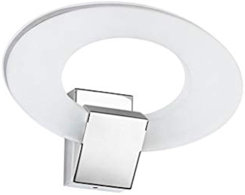 badezimmerlampe Badezimmer Spiegel Scheinwerfer LED Wandleuchte Acryl Edelstahl Make-Up Lampe Beleuchtung (Farbe   Positive Weiß light)