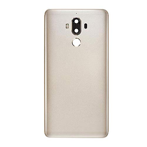 SIJI Battery cover rear cover glass repair kit Original Battery Cover Door Back Cover Housing Case Assembly Fit For Huawei Mate 9 Back Cover Case Back Glass Cover Back Door Glass Battery Back Cover
