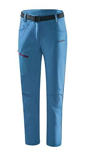 Black Crevice Pantalon de randonnée pour Femme, Bleu, 42