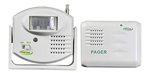 4. Smart Caregiver Motion Sensor and Pager