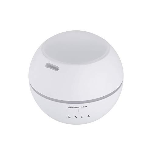 hhxiao Difusor de Aroma, luz y Sombra, humidificador de Aire, máquina de aromaterapia, difusor de Aceite, luz Nocturna Que Cambia de Color, humidificador para el hogar