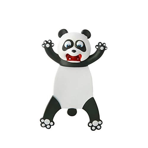 Lesezeichen 3D Cartoon Tier-Lesezeichen,Bookmark Animal,Lesezeichen Kinder,Lesezeichen magnetisch