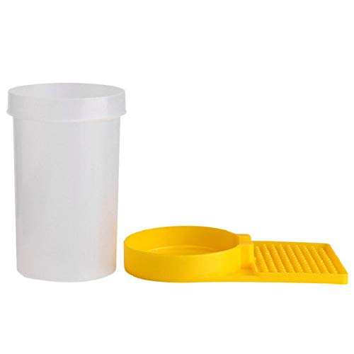 HINK Alimentador de Agua para Colmena de Apicultura, Entrada