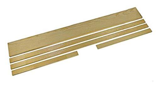 Johnson Hardware Universal Pocket Door Jamb Kit 15113068 (for Staining)