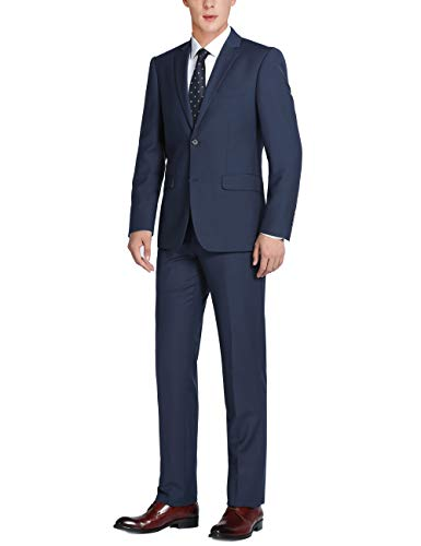 Chama Navy Classic Fit Suit