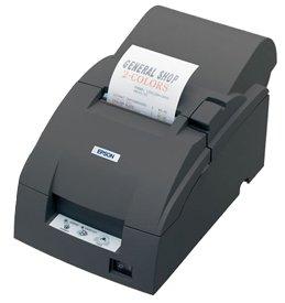 Epson TM U220A, RS232, cúter, color negro