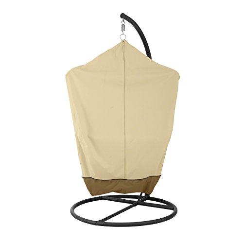 Classic Accessories Veranda Water-Resistant 46 Inch Patio Hammock Chair Cover