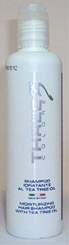 Shampooing hydratant au Tea Tree Oil Three 3 250 ml