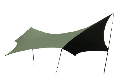 SotoLabo(ソトラボ)『cotton KOKAGE tarp ARMY GREEN』