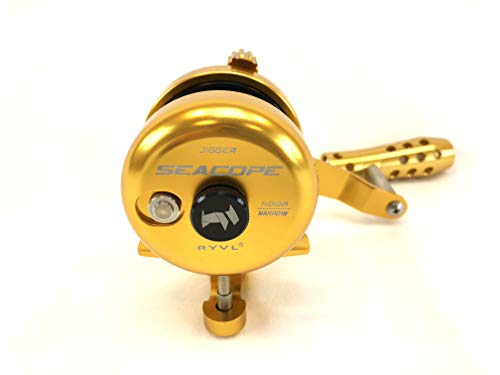ryvl Seasonic Cope II 500R Jigging de Carrete/Jigging...