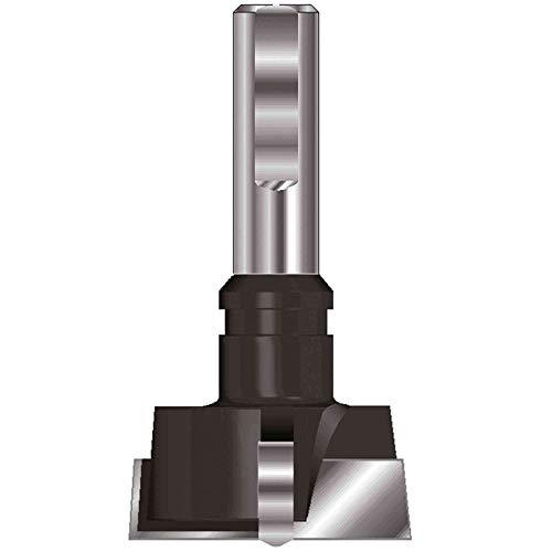 ENT 21272 Zylinderkopfbohrer mit Spannfläche HW (HM), Schaft (S) 10 mm, Durchmesser (D) 20 mm, L 57 mm, Rechts