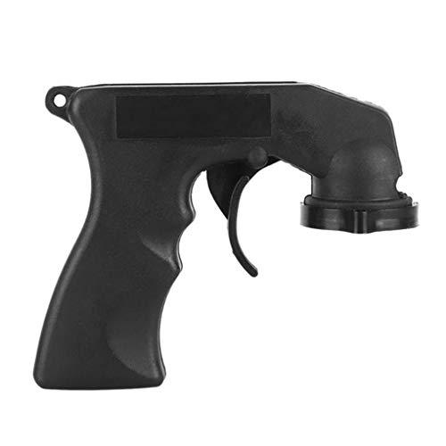 Patpan Lackspray-Flaschen-Adapter Aerosol Spray Griff Full Grip Trigger-Auto-Wartung Zubehör