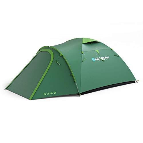 Husky Zelt Bizon 3 PRS Green