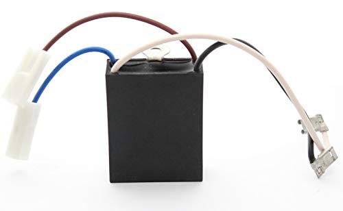 Reemplazo de filtro de interferencia electromagnética (EMI