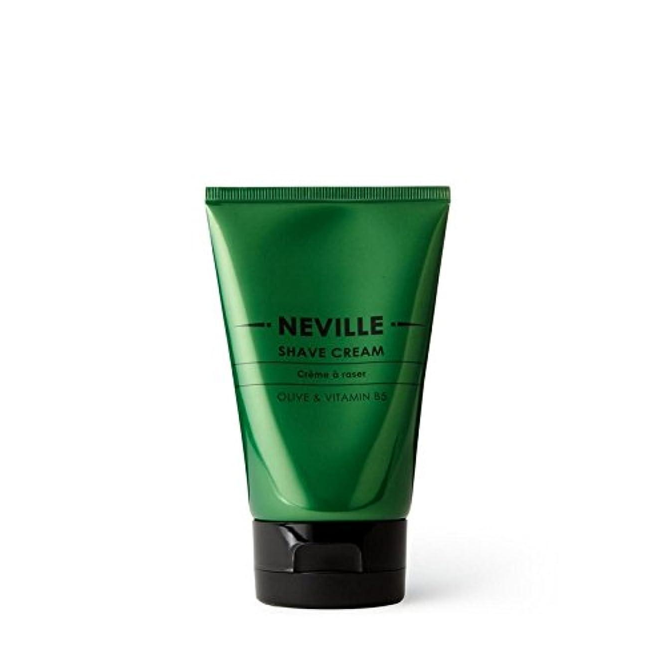別に警告するファランクスNeville Shaving Soap - ネビルのシェービングソープ [並行輸入品]