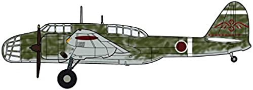 1 72 Kawasaki Ki 48 neunundneunzig Ausdrücke Doppel leichter Bomber Typ-2-B  Flug 8. Squadron