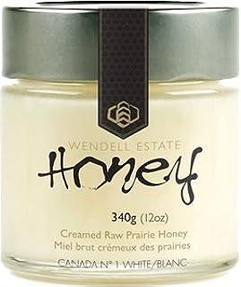 wendell estate honey 温德尔庄园天然蜂蜜  蜂蜜 340g(加拿大进口)