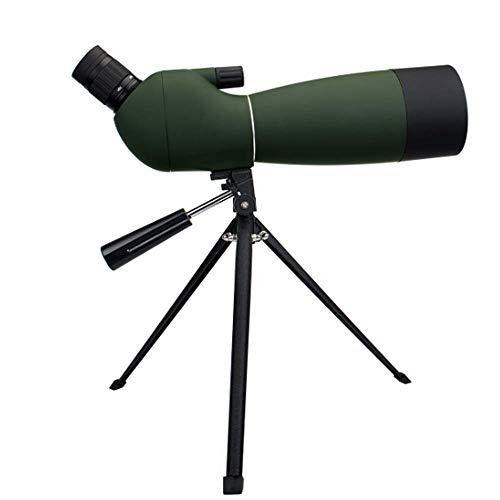 ZHCJH Teleskope für Erwachsene, 50/60/70Mm Teleskop-Zoom-Spektiv Wasserdichtes Monokular mit universeller Telefonadapterhalterung für die Jagd