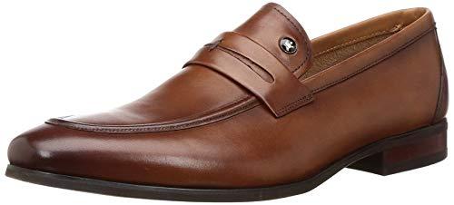 Louis Philippe Men's Tan Formal Shoes - 11 UK (45 EU) (LPSCCRGFS00174)