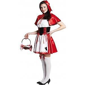 Rotkäppchen Karneval Fasching Kostüm 40