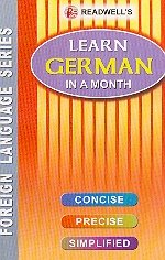 Rw-16 - Learn German through English/Hindi