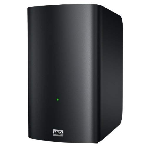 WD My Book Live Duo 6TB Personal Cloud Storage NAS Share Files and Photos External Hard Drive with RAID & USB (Renewed)