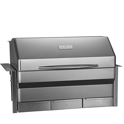 Memphis Grills Elite Wood Fire Pellet Smoker Grill Wi-Fi (VGB0002S), Built-in, 304 Stainless Steel Alloy